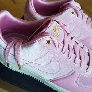 Nike Air Force 1 '07 PRM 3 Pink/White Size 10